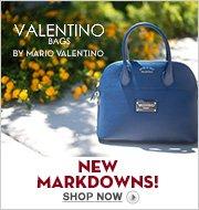 Valentino Bags by Mario Valentino - New Markdowns!