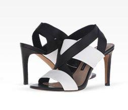 Black & White: Fashion Shoes