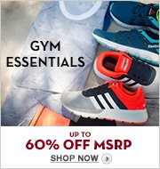 Gym Styles Up to 60% off MSRP