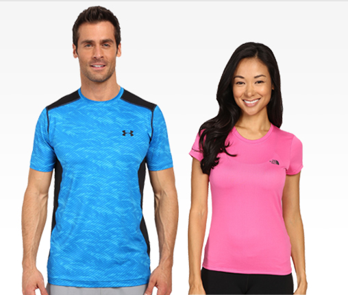 B 7/26 - Buyer's Picks: Performance Apparel  Up to 60% Off MSRP