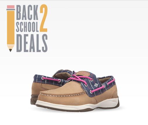 B 7/30 - Kids' Footwear Up to 60% off MSRP