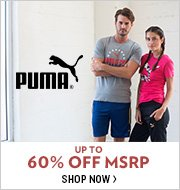 Shop PUMA - Up To 60% Off MSRP