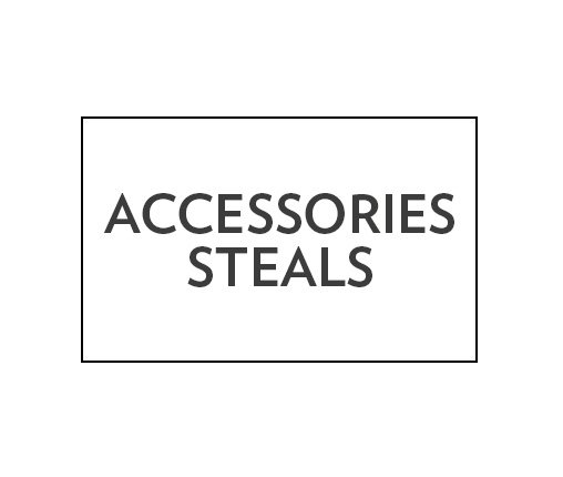 B 9/25 - Accessories at a Price Point ($19.99 or less)