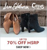 Shop Sam Edelman and Circus by Sam Edelman