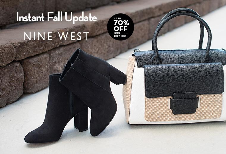 A 9/26 - Shop Nine West