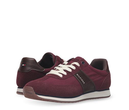 B 12/2 - Tommy Hilfiger Men's Fashion Sneakers