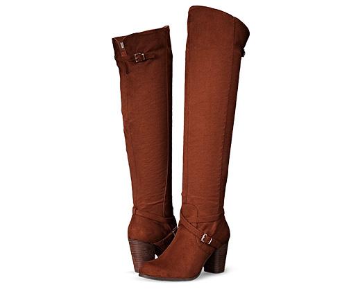 B 12/4 - Madden Girl Tan Boots
