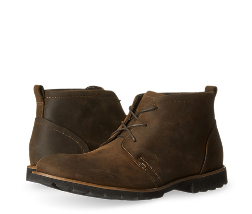 B 12/8 - Men's Brown Rockport Boots