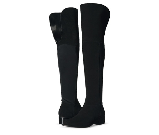 B 1/16 - Tall Shaft and Over the Knee Boots