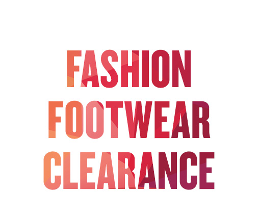 B 1/18 - Clearance Fashion Footwear