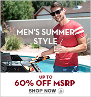 Summer Casual BBQ (Men's Only)