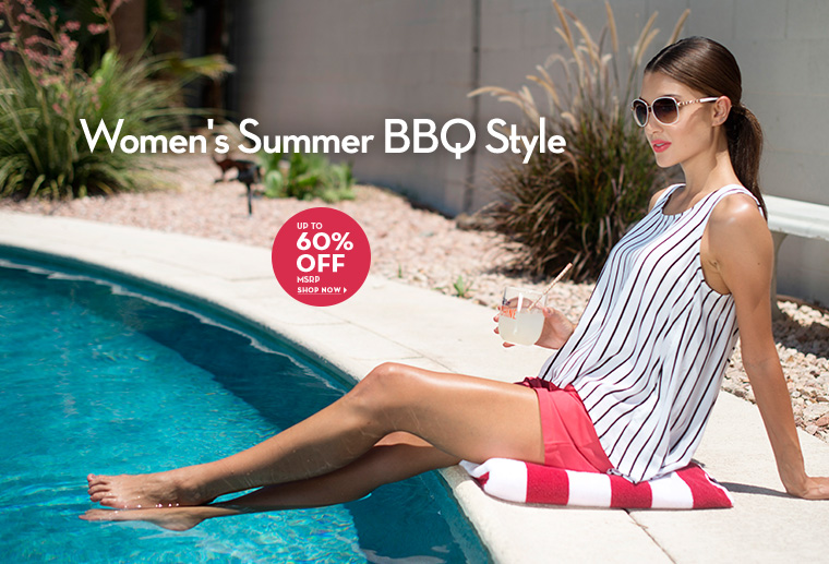 A 7/21 - Summer Casual BBQ (Women's Only)