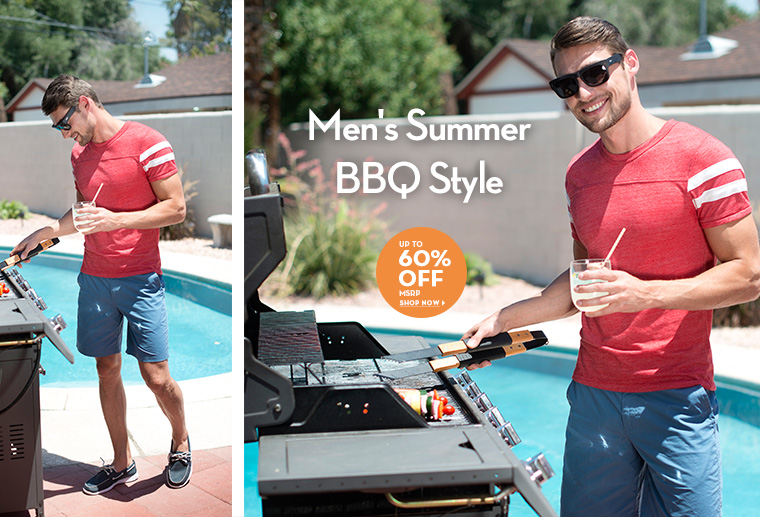 A 7/21 - Summer Casual BBQ (Men's Only)