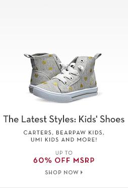 2/5 - Kid's Footwear