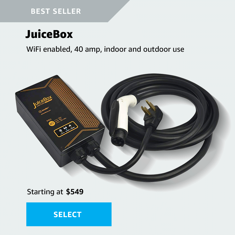 JuiceBox Charger
