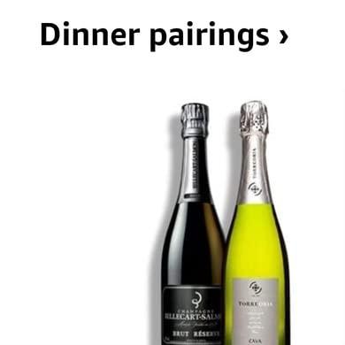 Dinner pairings ›