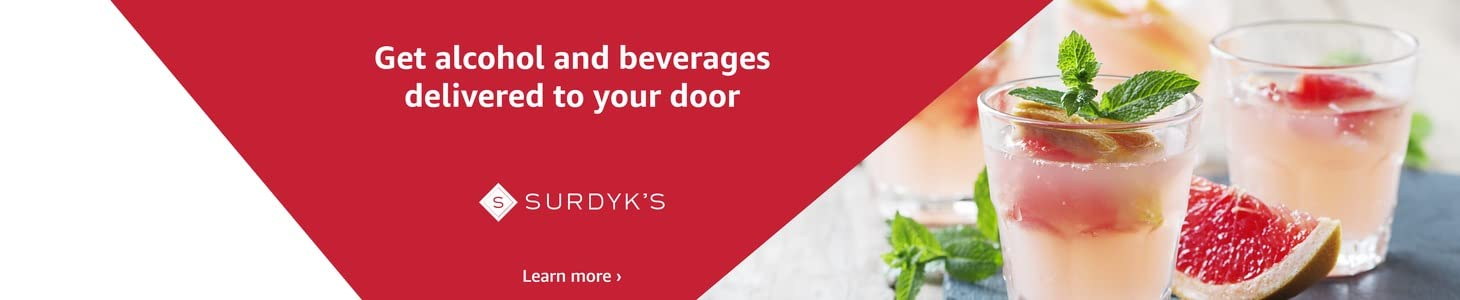 Get alcohol and beverages delivered to your door. Learn more › - Surdyk's