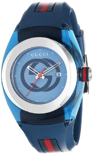Gucci SYNC XXL YA137104 Reloj de acero inoxidable  Amazon.com.mx ... 24b2e4cb3f7