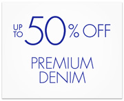 50% Off Denim