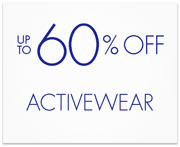 Up to 60% Off Active