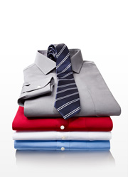 Dress Shirts, Ties & Cuff Links