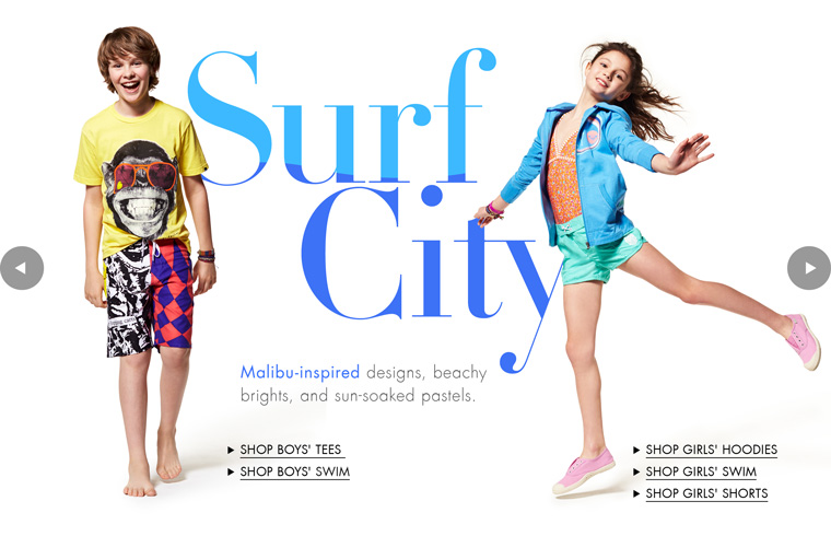 KIDS' SURF CITY
