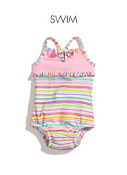 Baby Girls' Swim