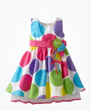 Girls' Birthday Dresses