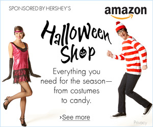 Halloween Costumes, Candy, Décor and More