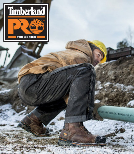 Timberland PRO Boondock Insulated Work Boots