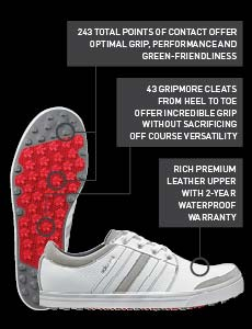 adidas Adicross Gripmore Technology