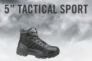 Bates Men's 5 Inches Enforcer Ultralite Sport Boot