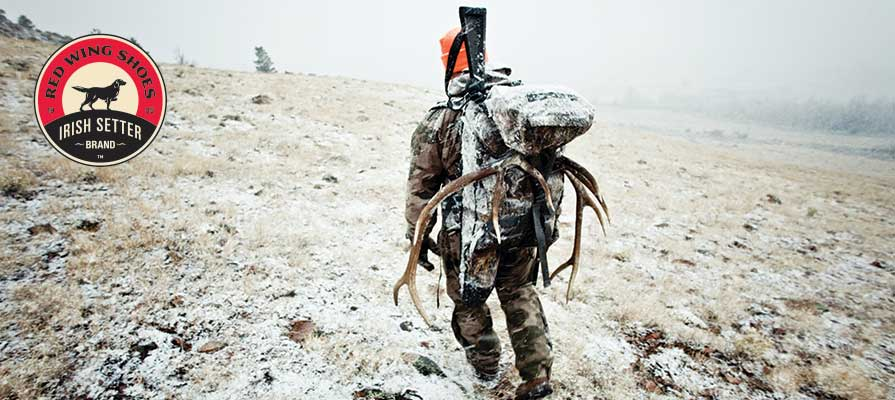 Irish Setter Men's Elk Tracker Big Game Boot