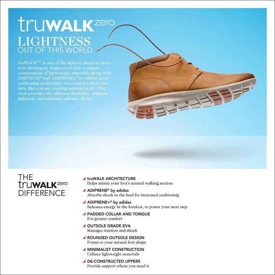 Rockport Men's TruWalk Zero II Chukka Boot