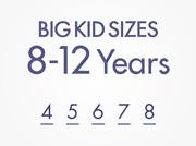 Big Kid Sizes