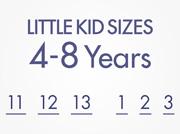 Little Kid Sizes