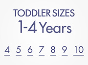 Toddler Sizes
