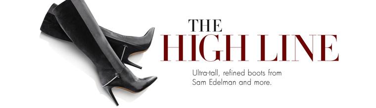Women High Line Boots