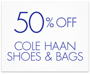 Cole Haan Deal