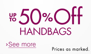 Handbags on Sale
