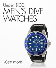 Dive Watches Under $100