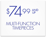 Up to 70% off Classic Watches