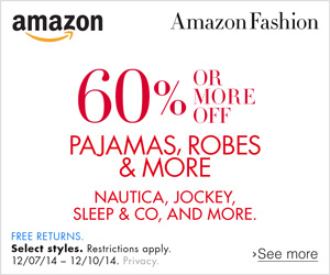 amazon.com pajamas robes nautica jockey fashion clothing discounts sleepware sale