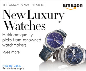 New Luxury Watches