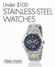 Under $100 Stainless Steel