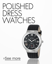 Polished Dress Watches