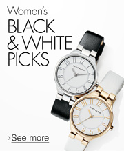 Black & White Watches