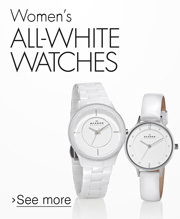 Women's All-White Watches