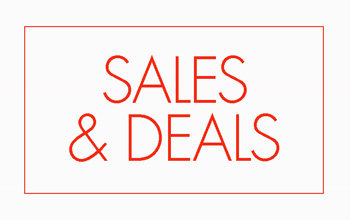 Visit the Sales & Deals Page