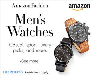 Amazon Fashion - Men's Watches